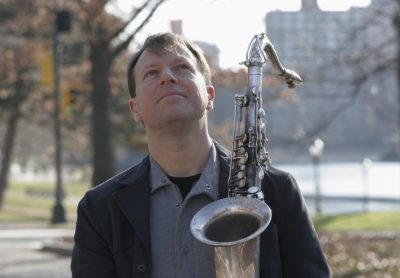 AiR 2018: Chris Potter
