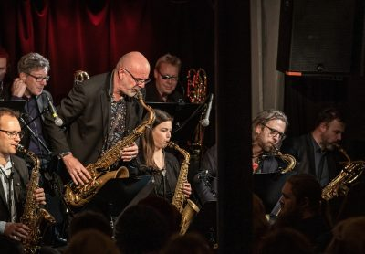 Storbandkurs med Bergen Big Band