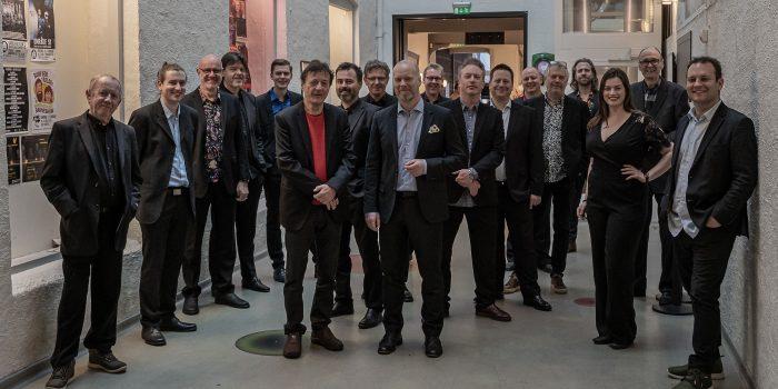 Storbandkurs med Bergen Big Band