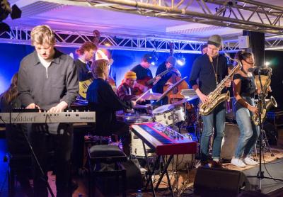 Ny jazzlinje på Voss Folkehøgskule