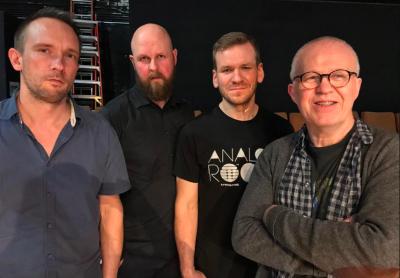 Frode Gjerstad Trio + 1